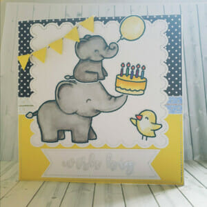 Child's Birthday Greeting Cards