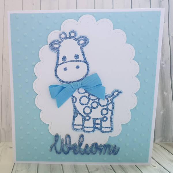Designing a greeting card
